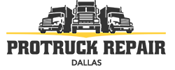 Dallas Truck Repair Service Logo