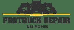 Des Moines Truck Repair Logo