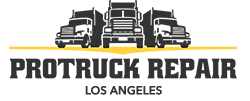 Los Angeles Truck Repair Service Logo