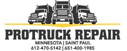 Minnesota Truck Repair Logo