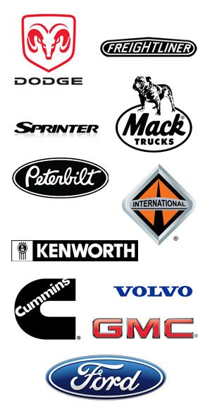 Truck Repair Logos